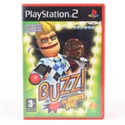 Buzz!: The Sports Quiz (Playstation 2)
