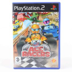 Buzz!: Junior: Ace Racers (Playstation 2)
