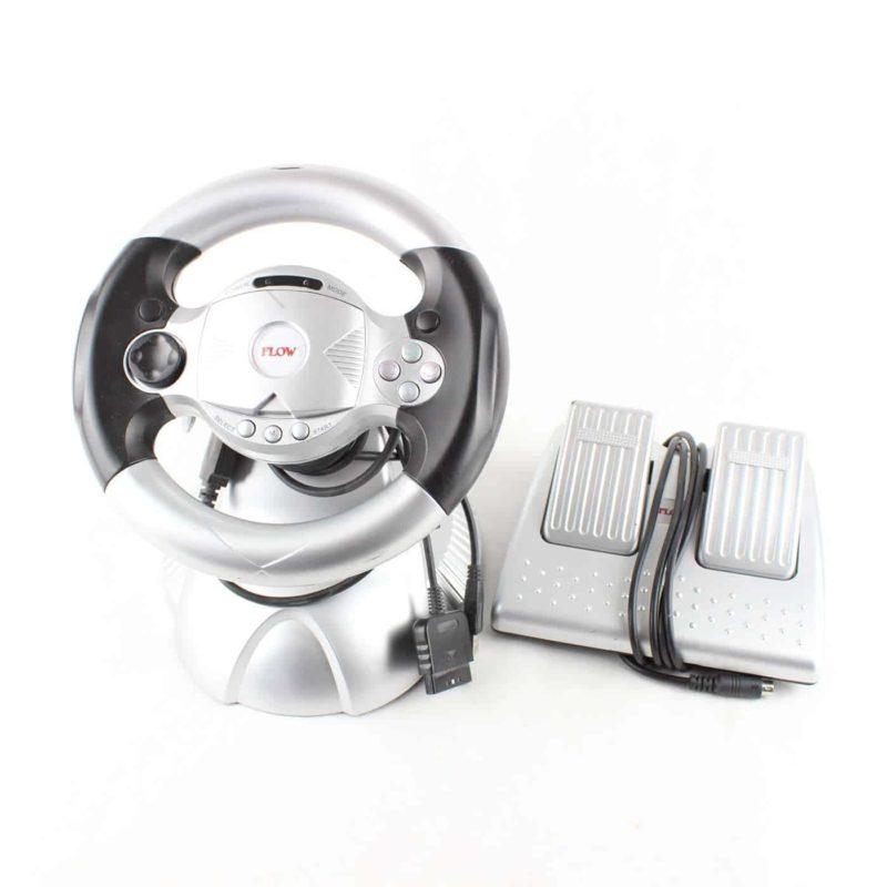 FLOW Power Wheel (PS1, PS2 og PC)