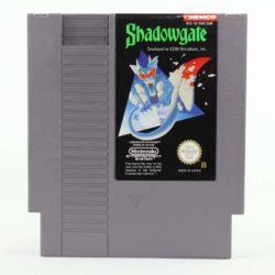 Shadowgate (Nintendo NES, PAL-B, SCN)