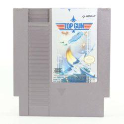 Top Gun (Nintendo NES, PAL-B, SCN)