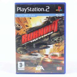 Burnout: Revenge (Playstation 2)
