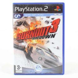 Burnout 3: Takedown (Playstation 2)