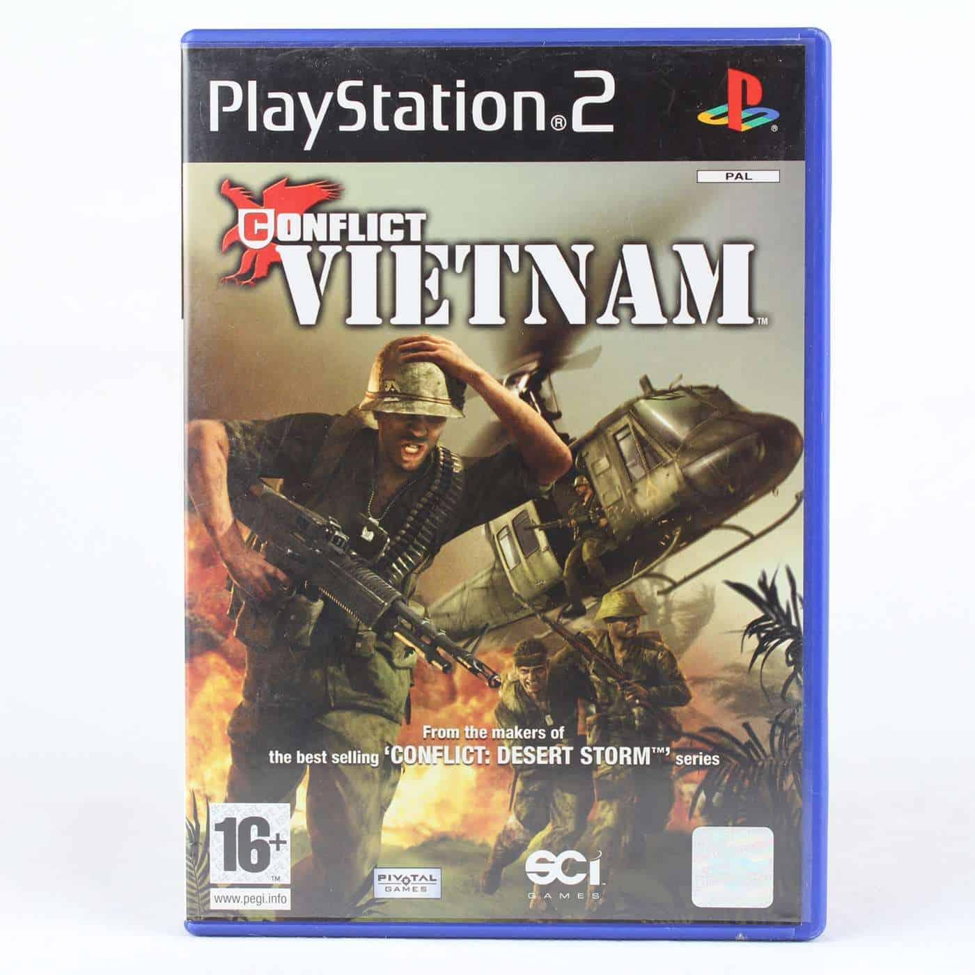 Conflict: Vietnam (Playstation 2)