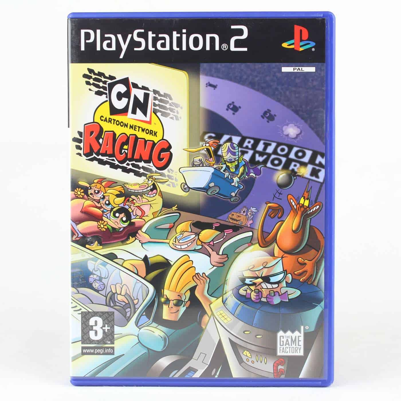 Cartoon Network Racing (Playstation 2)
