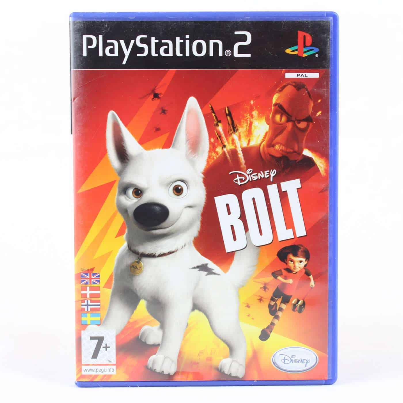 Disney Bolt (Playstation 2)