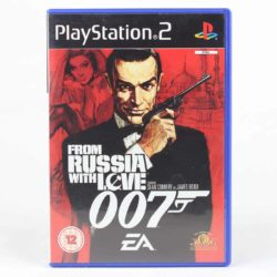 007: From Russia with Love (Playstation 2)