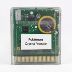 Pokémon Crystal Version (Game Boy Color)