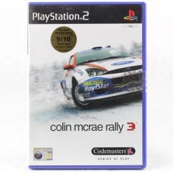 Colin McRae Rally 3 (PS2)