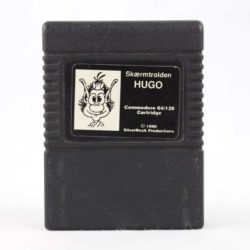 Skærmtrolden Hugo (C64 Cartridge)