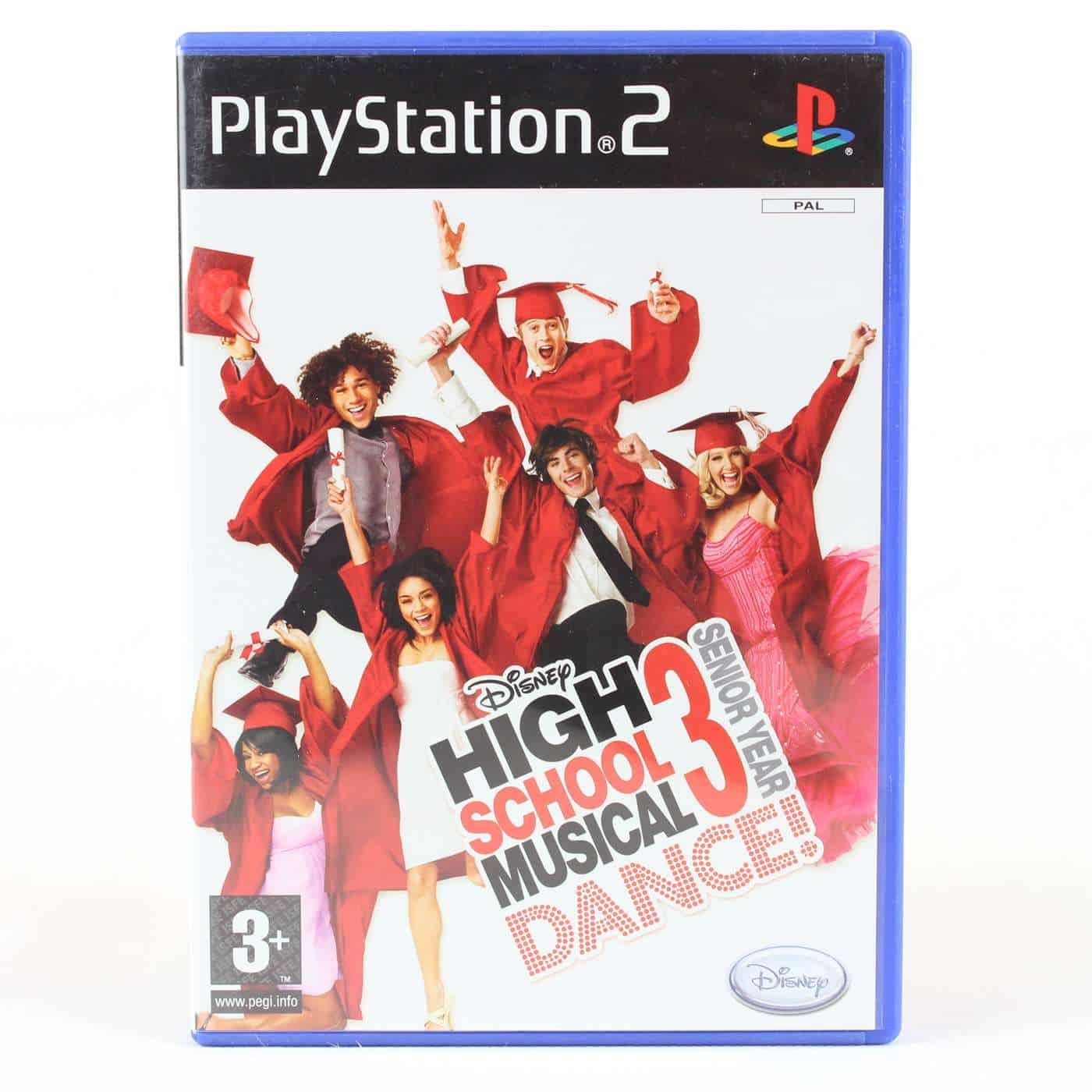 High School Musical 3: Senior Year Dance! (Playstation 2)
