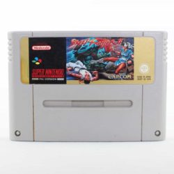 Street Fighter II (Super Nintendo / SNES)