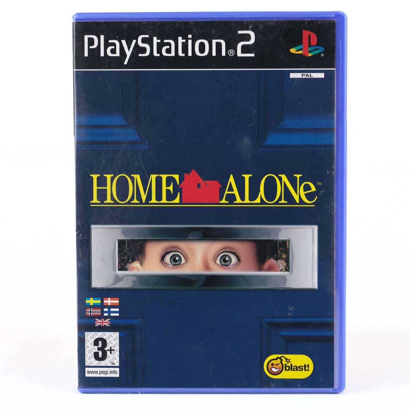 Home Alone (Playstation 2)