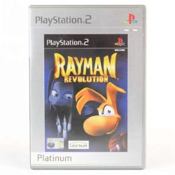 Rayman: Revolution (PS2 - Platinum)