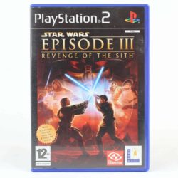 Star Wars: Episode III - Revenge of the Sith (Playstation 2)