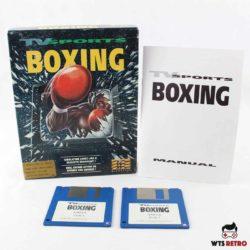 TV Sports Boxing (Amiga)