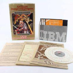 Pool of Radiance til Commodore 64 (Disk)