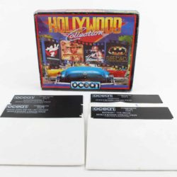 Hollywood Collection til Commodore 64 (Disk)