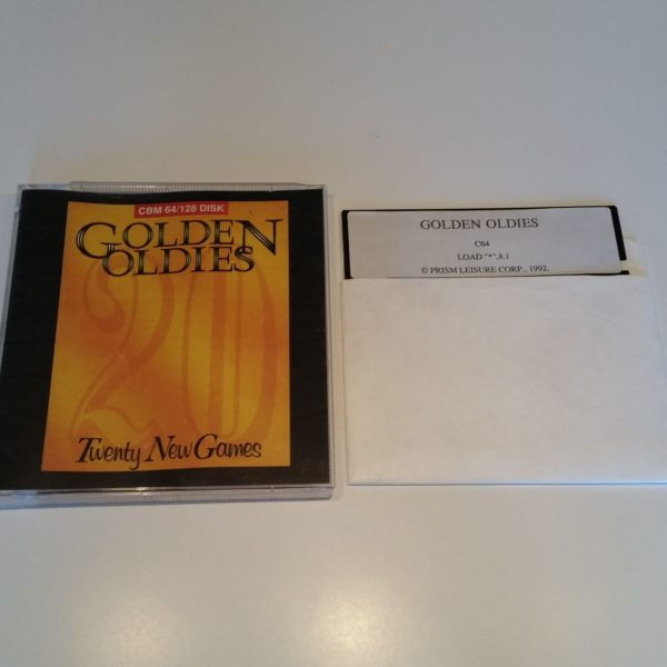 20 Golden Oldies (C64 Disk)