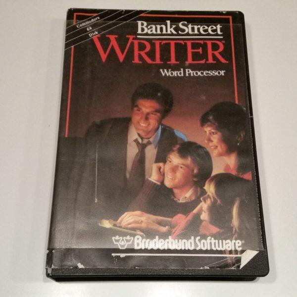 Bank Street Writer (C64 Disk)