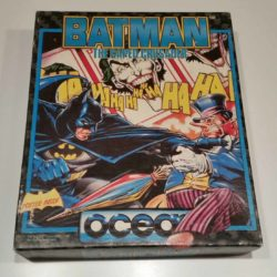 Batman: The Caped Crusader (Commodore 64 - Disk)