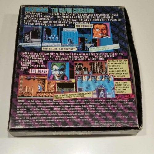 Batman: The Caped Crusader (Commodore 64 - Disk)