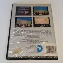 Fighter Pilot (Commodore 64 - Disk)