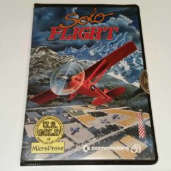 Solo Flight (C64 Disk)