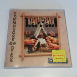 Tai-Pan (Commodore 64 - Disk)
