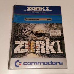 Zork I: The Great Underground Empire (C64 Disk)