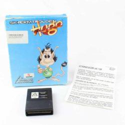 Skærmtrolden Hugo (C64, Komplet)