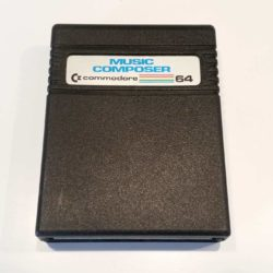Music Composer (C64 Cartridge)
