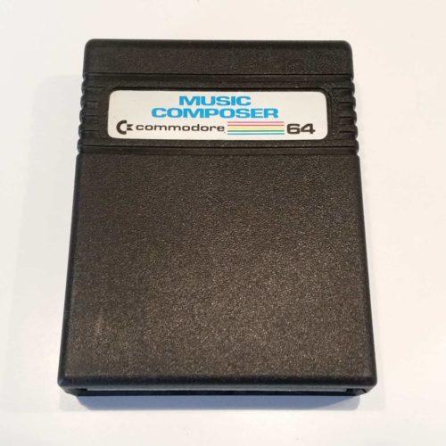 Music Composer (C64 Cartridge)