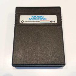 Music Machine (C64 Cartridge)