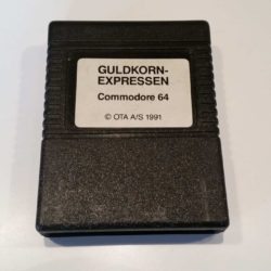 Guldkorn Expressen (C64 Cartridge)