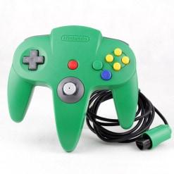 Original Nintendo 64 Controller - Grøn