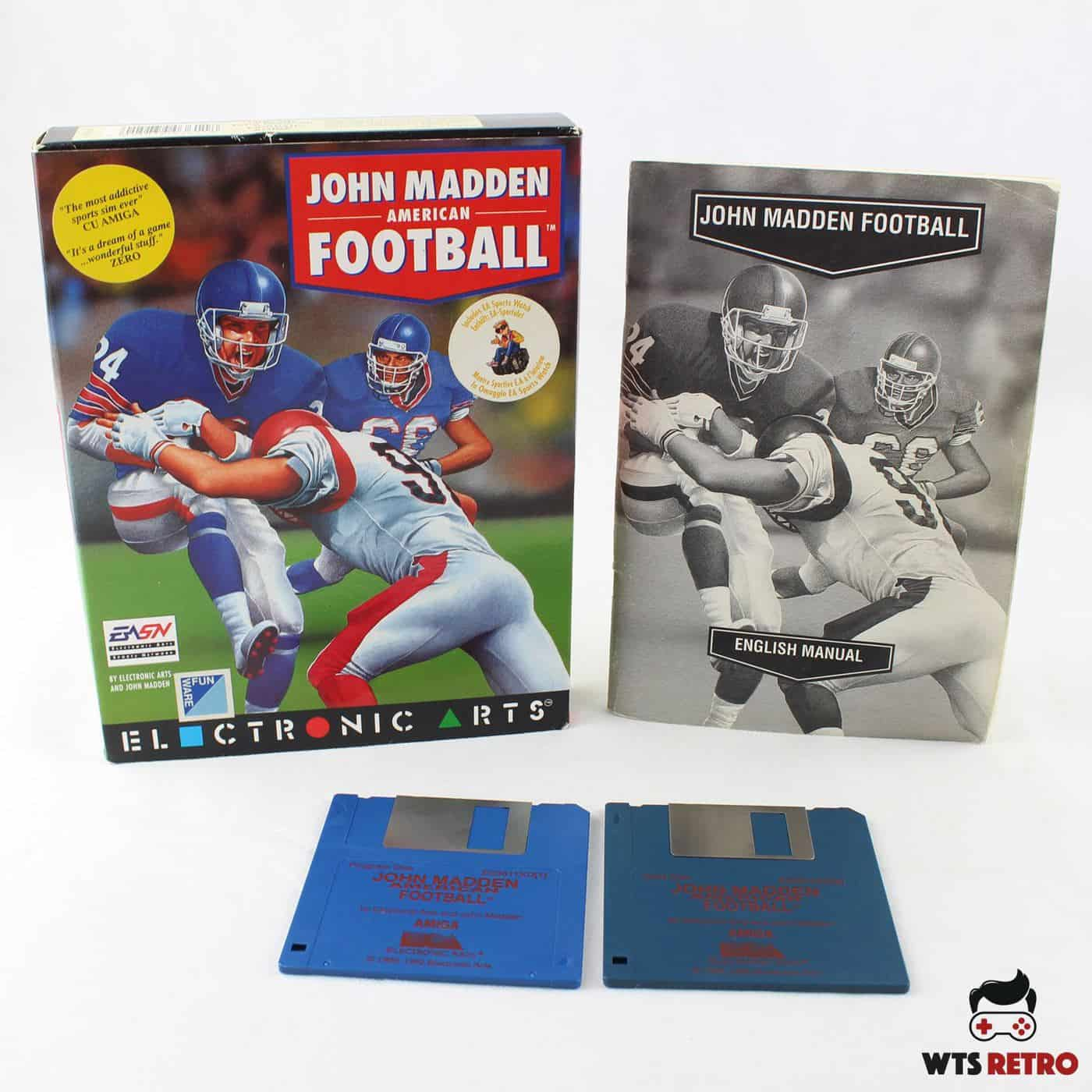John Madden American Football (Amiga)