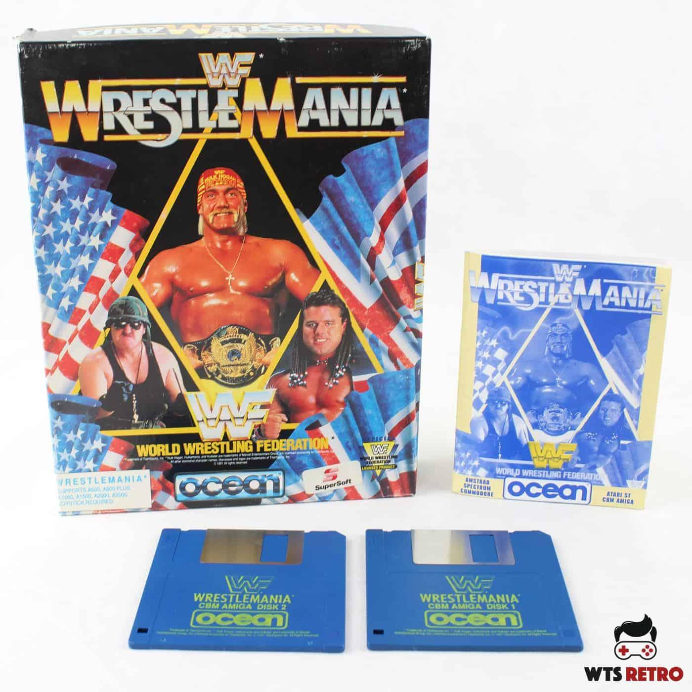 WWF Wrestlemania (Amiga)