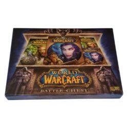 World of Warcraft: Battle Chest (PC, 2007, Blizzard Entertainment)