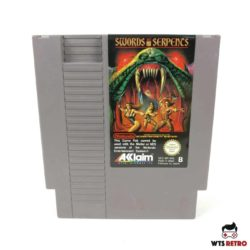 Swords and Serpents (Nintendo NES, PAL-B)