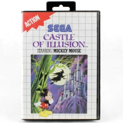 Castle of Illusion Starring Mickey Mouse (SEGA Master System)