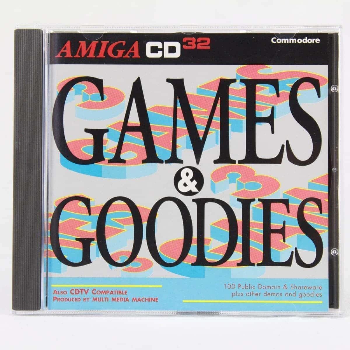 Games & Goodies (Amiga CD32)