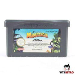 Madagascar (Nintendo Game Boy Advance)