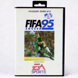 FIFA Soccer 95 (SEGA Mega Drive)