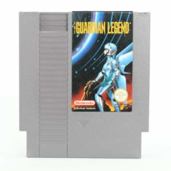 The Guardian Legend (Nintendo NES, PAL B, SCN)