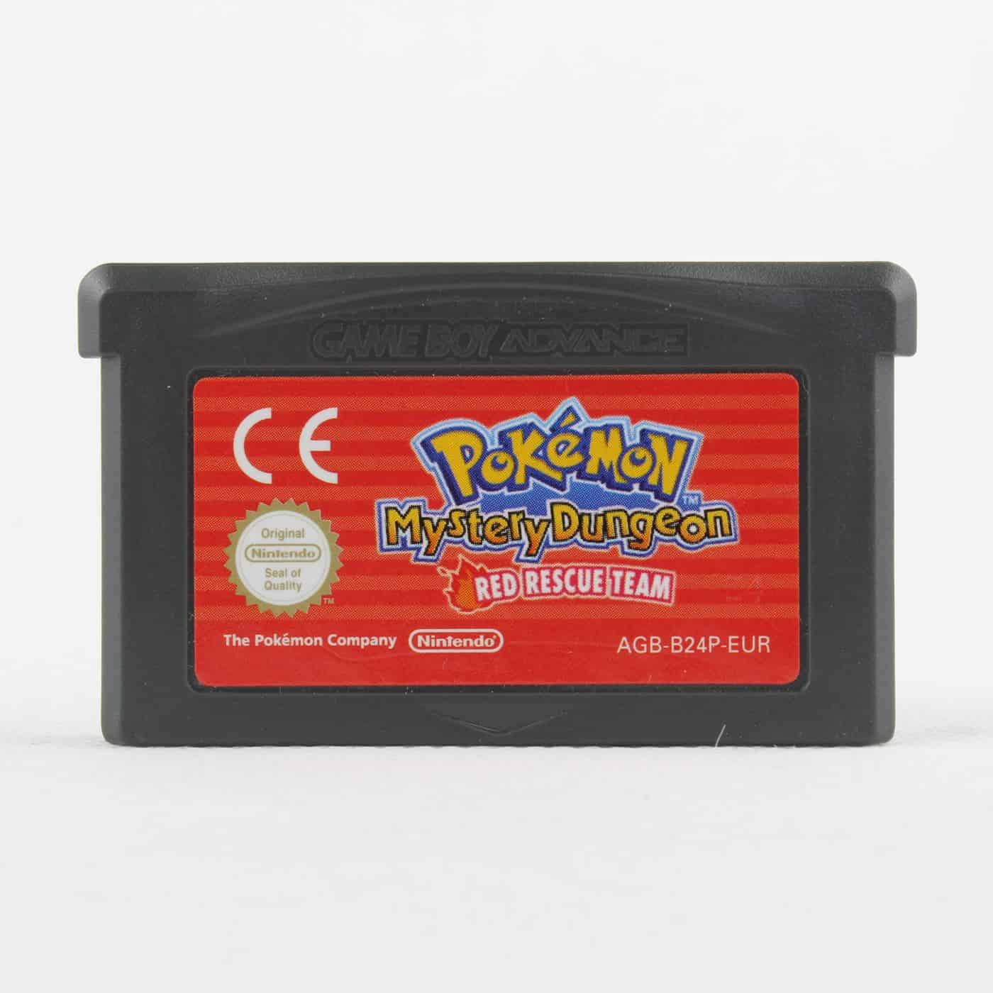 Pokémon Mystery Dungeon: Red Rescue Team (Game Boy Advance)
