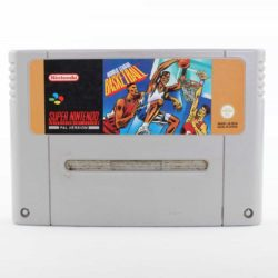 World League Basketball (Super Nintendo / SNES)