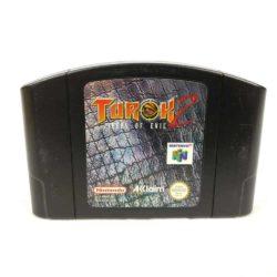 Turok 2: Seeds of Evil (Nintendo 64, EUR)