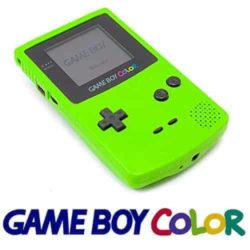 Game Boy Color Maskiner