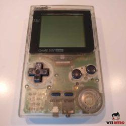 Game Boy Pocket (Clear)